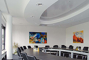 Conference room in the Kreishaus building