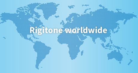 Find Rigitone sites around the world